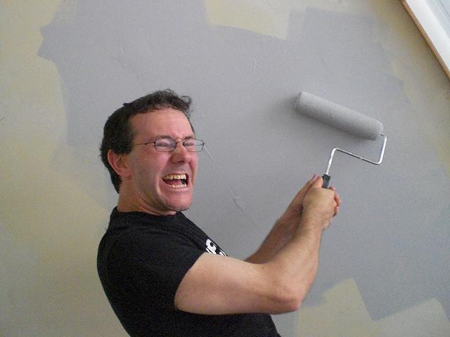 painting garage_ken mayer